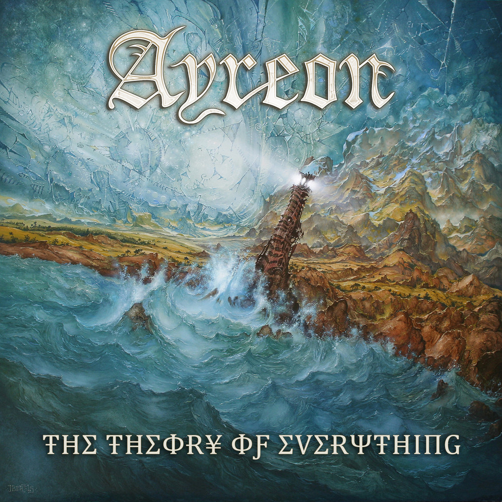 Ayreon – The Theory of Everything CD Review