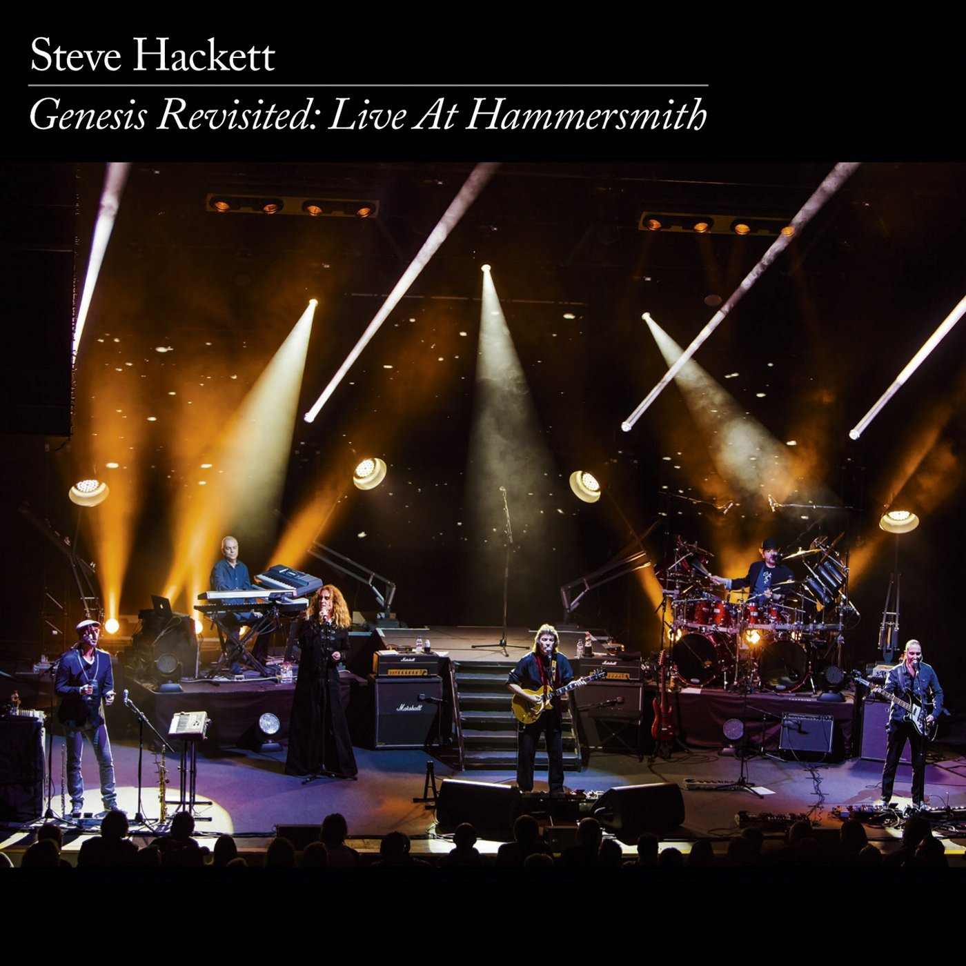Steve Hackett – Genesis Revisited Live at Hammersmith CD/DVD Review