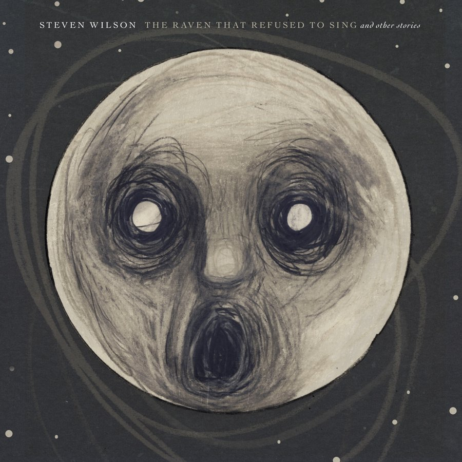 Steven Wilson releases 'The Raven That Refused To Sing' 4 years ago
