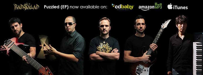 Bad Salad – Progressive Nation at Sea Featured Band #3