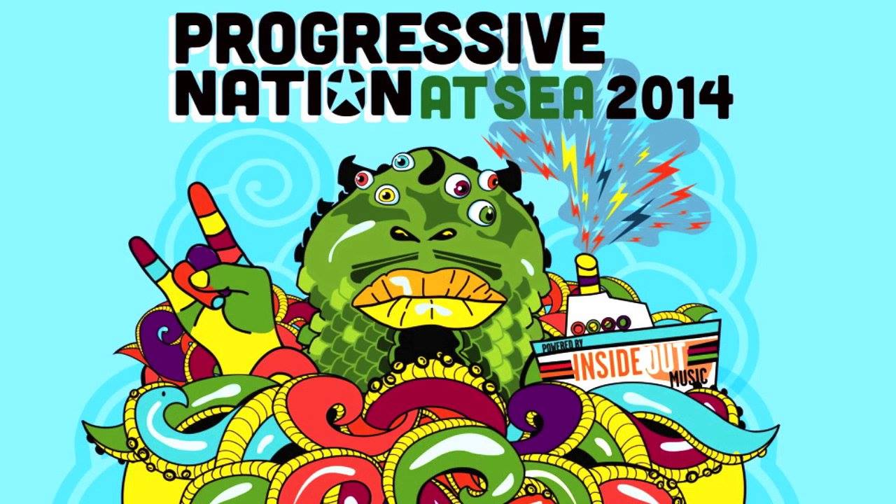 Progressive Nation at Sea – Artist Showcase