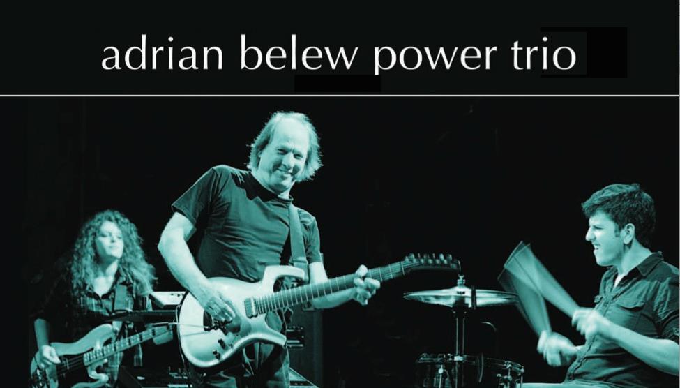 Adrian Belew Power Trio – Progressive Nation at Sea Featured Artist #23
