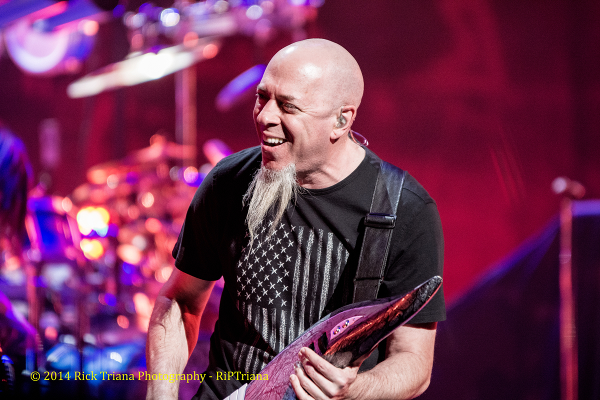 Jordan Rudess on the new Levin Minnemann Rudess album