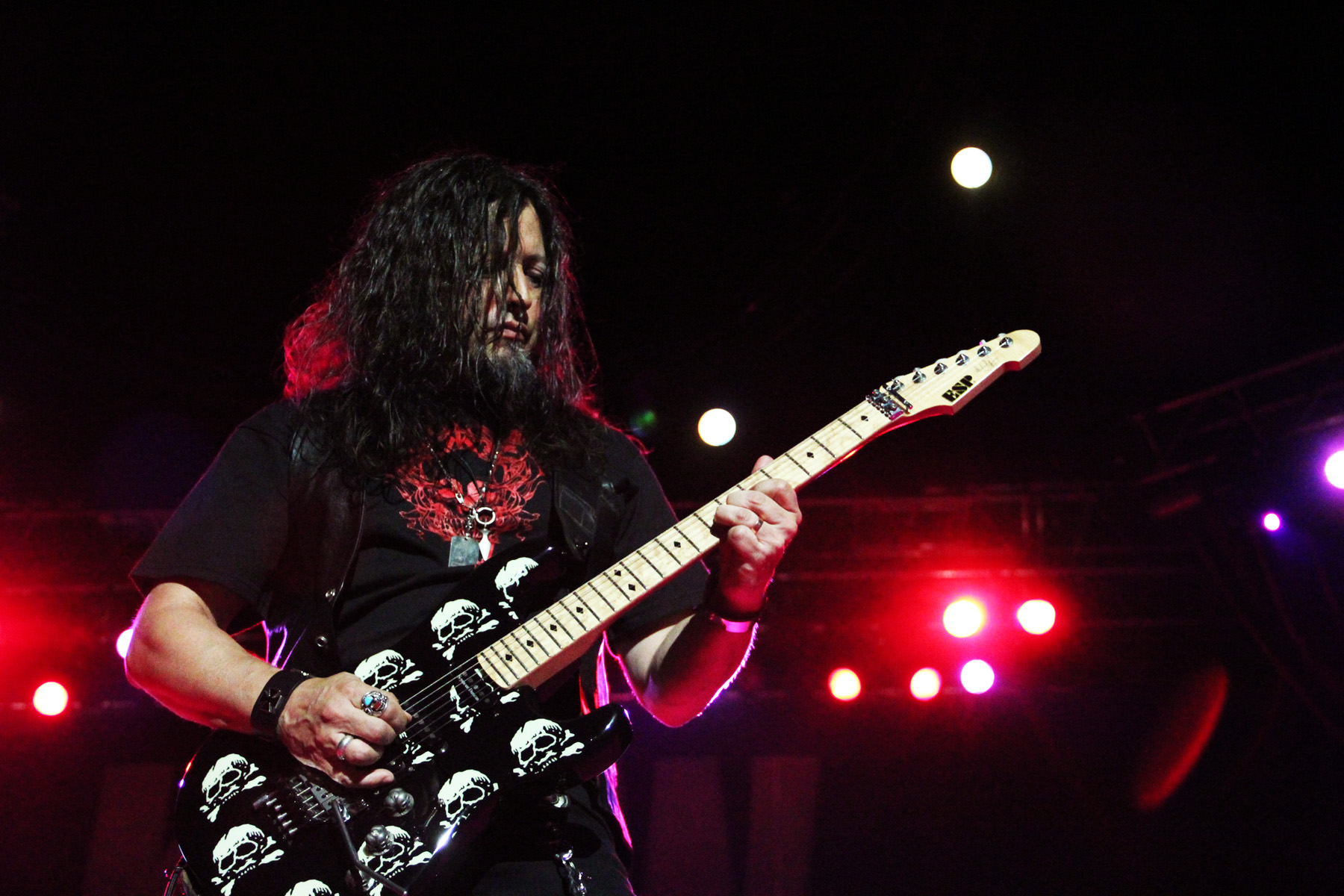 Michael Wilton (Queensrÿche) Interview