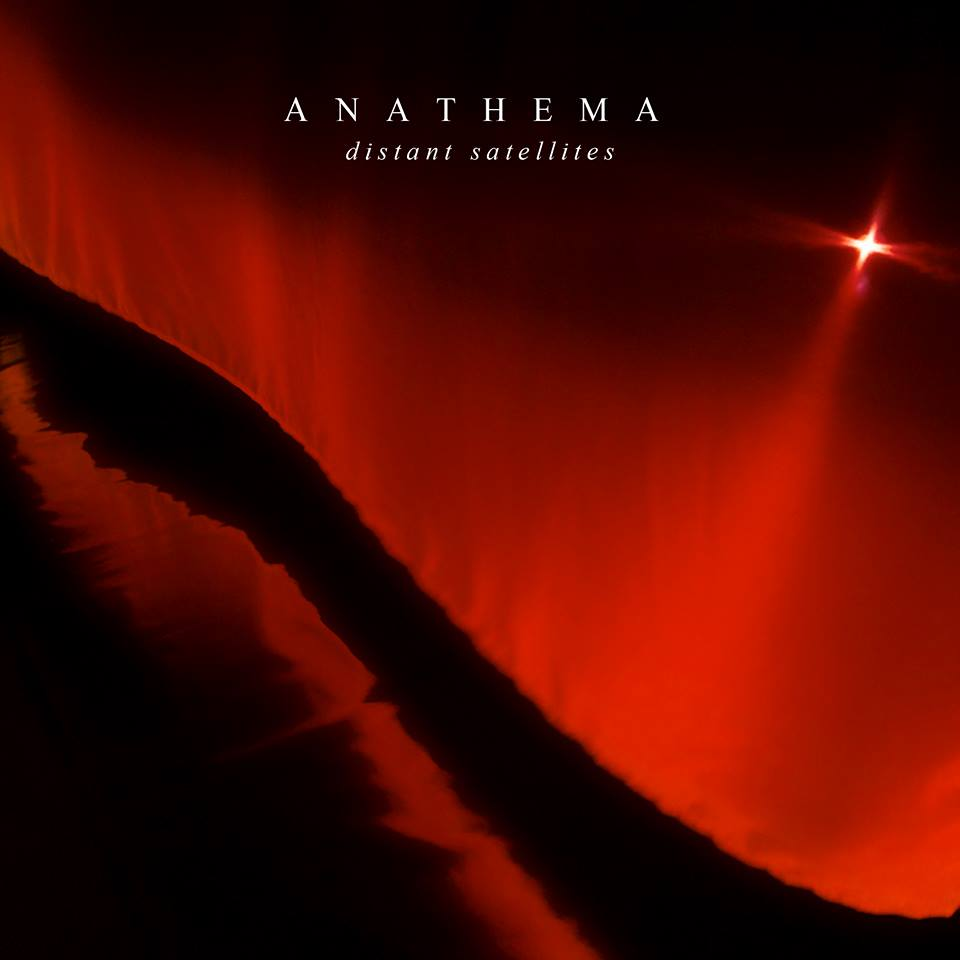 Anathema – distant satellites CD Review