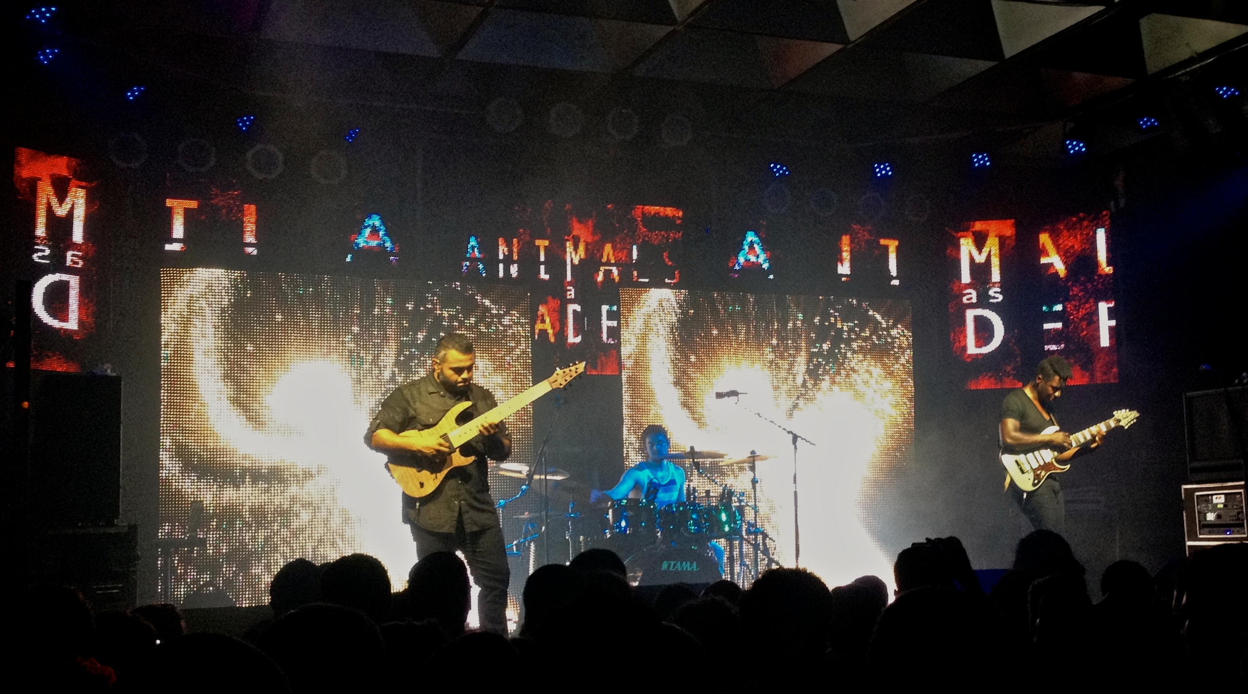 Concert Review: Animals As Leaders 6-7-2014