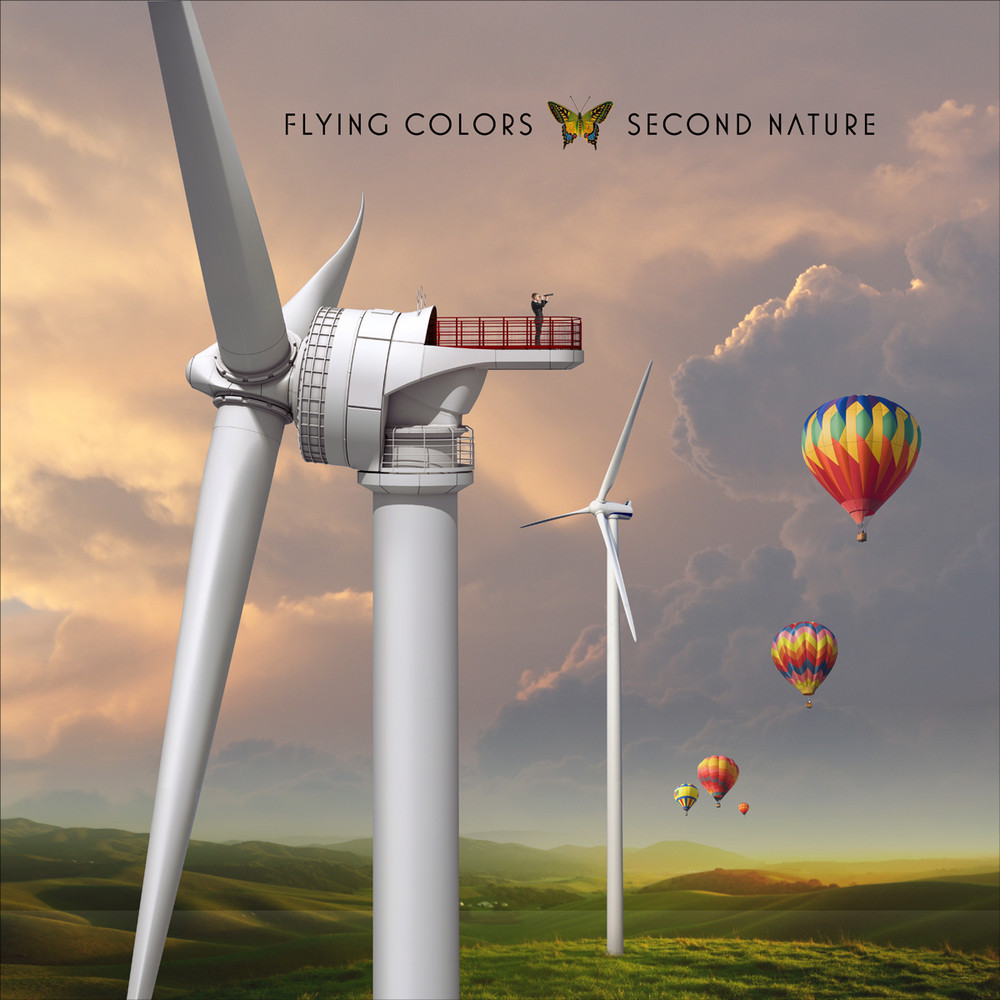Flying Colors new album, Second Nature due out Sept. 29th