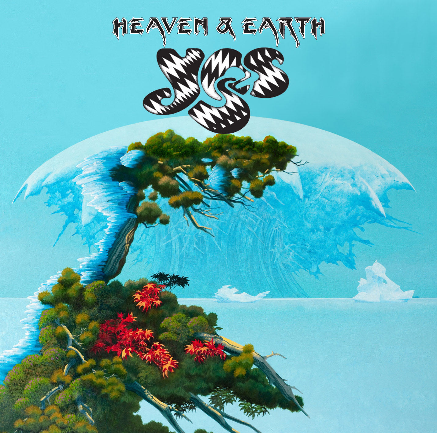 Yes – Heaven & Earth CD Review