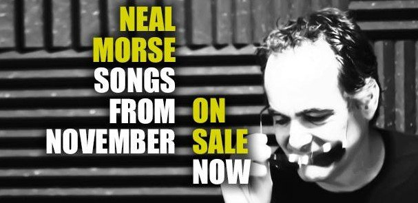 "Neal Morse video for new single ""Heaven Smiled"""