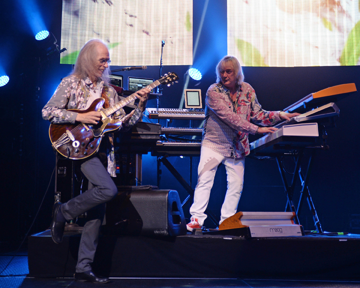 Concert Review: Yes in Clearwater, FL 8-23-15
