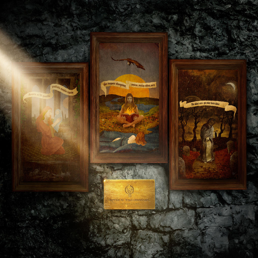 Opeth – Pale Communion CD Review