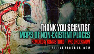 Thank You Scientist sign with Evil Ink Records, the new label from Claudio Sanchez.