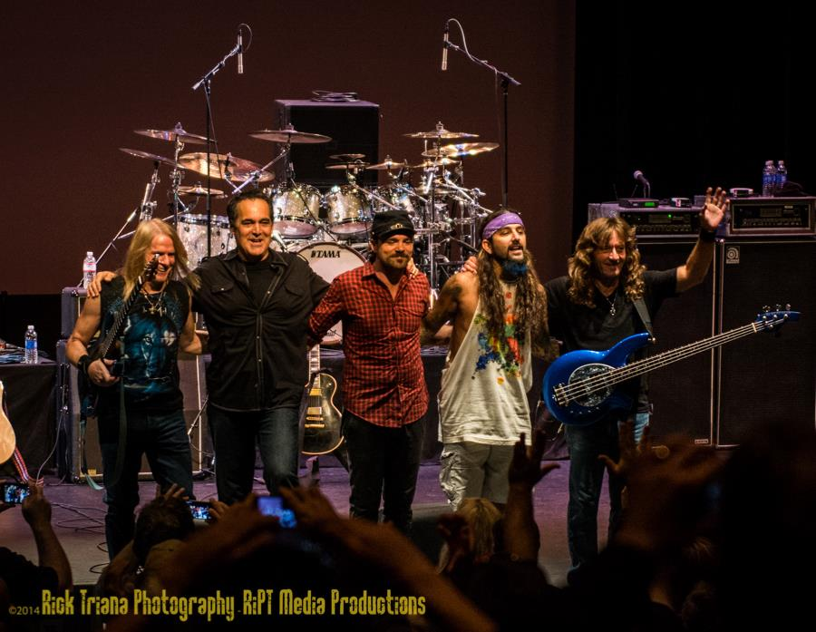 Concert Review: Flying Colors 10-2-14