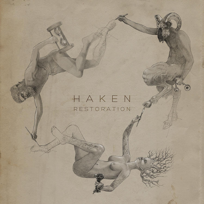 Haken – Restoration EP Review