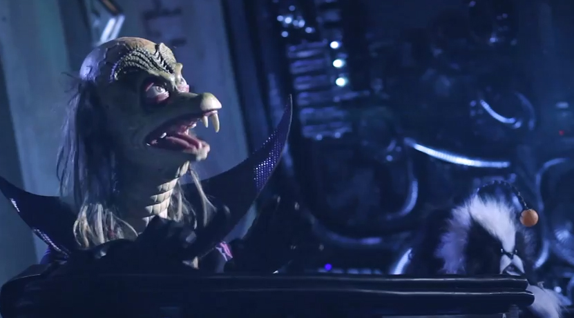 Devin Townsend new Ziltoid video and new lyric video.