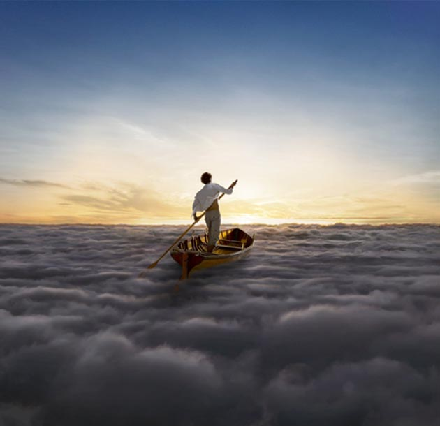 Pink Floyd – The Endless River CD Review