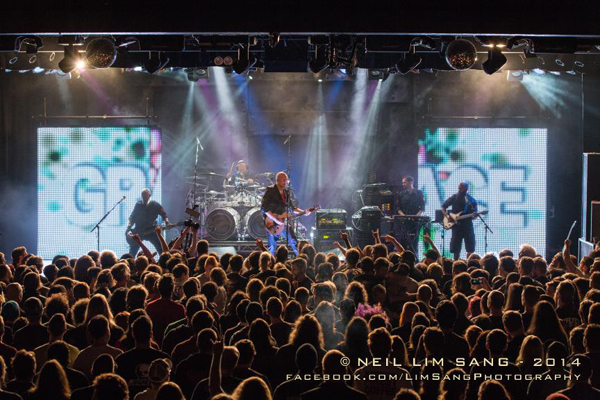 Concert Review: Devin Townsend 12-10-14