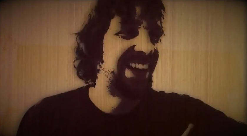 """New Marco Minnemann video for """"Live Ghost"""""""