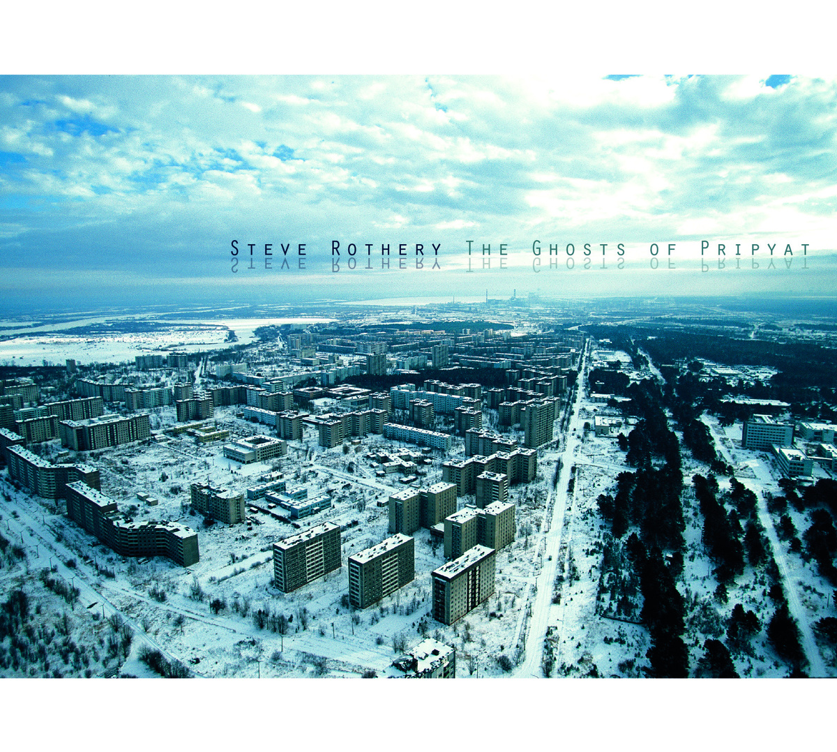 Steve Rothery to release 'The Ghosts Of Pripyat' through InsideOutMusic