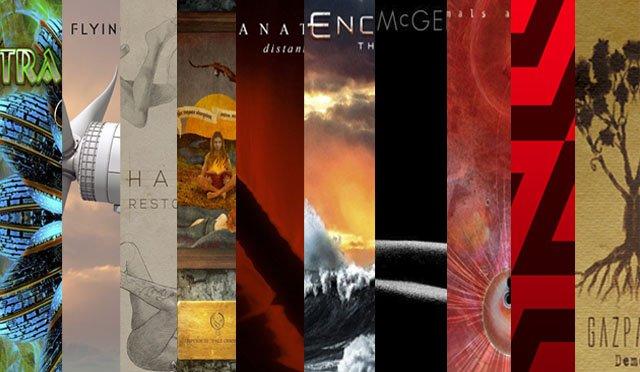 Top 10 Prog Albums of 2014
