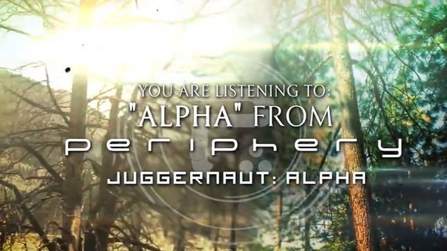 "Periphery  – ""Alpha"" (Official Audio)"