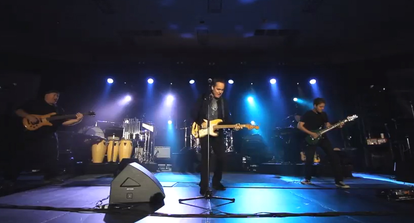 "Neal Morse Band Official Video for ""The Grand Experiment"""