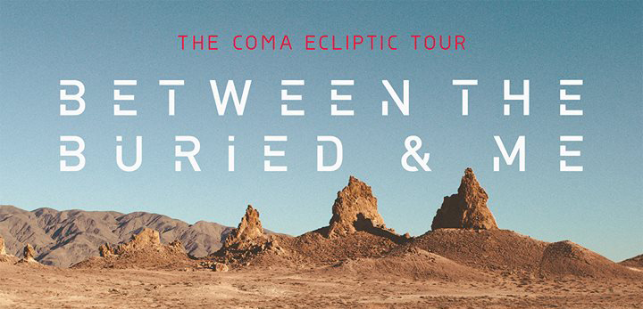 "Between the Buried and Me announce ""Coma Ecliptic"" album and tour"