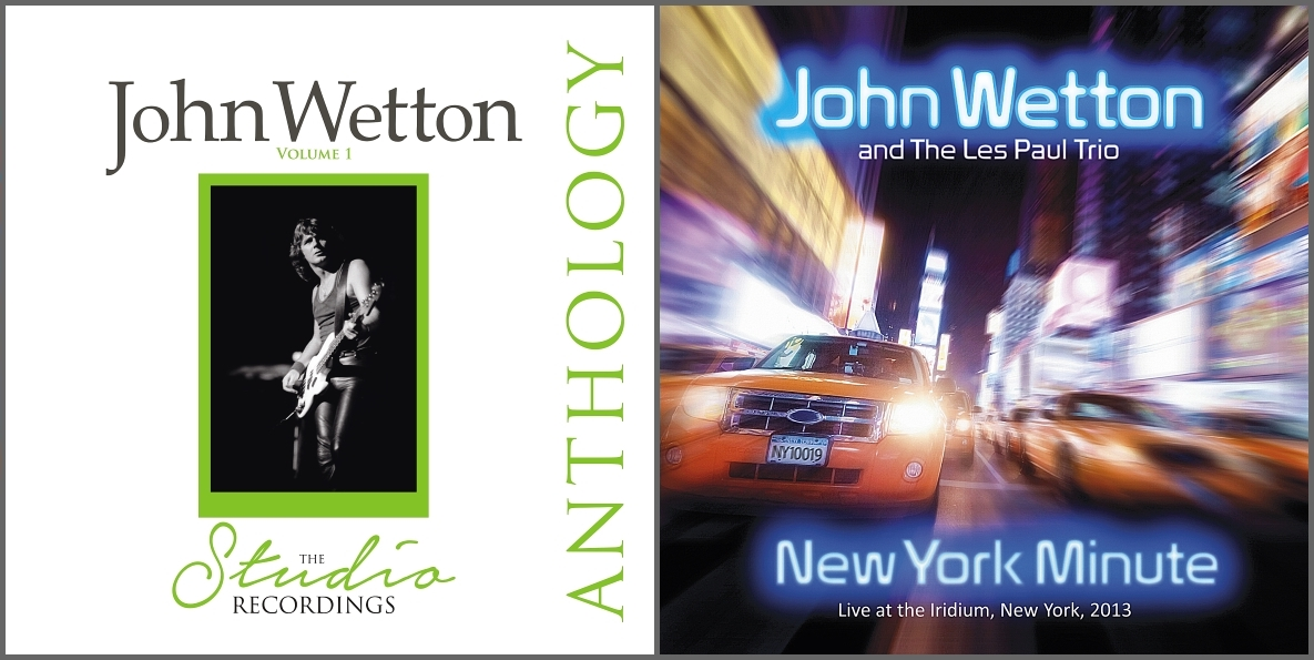 John Wetton to release 2 cd career spanning set