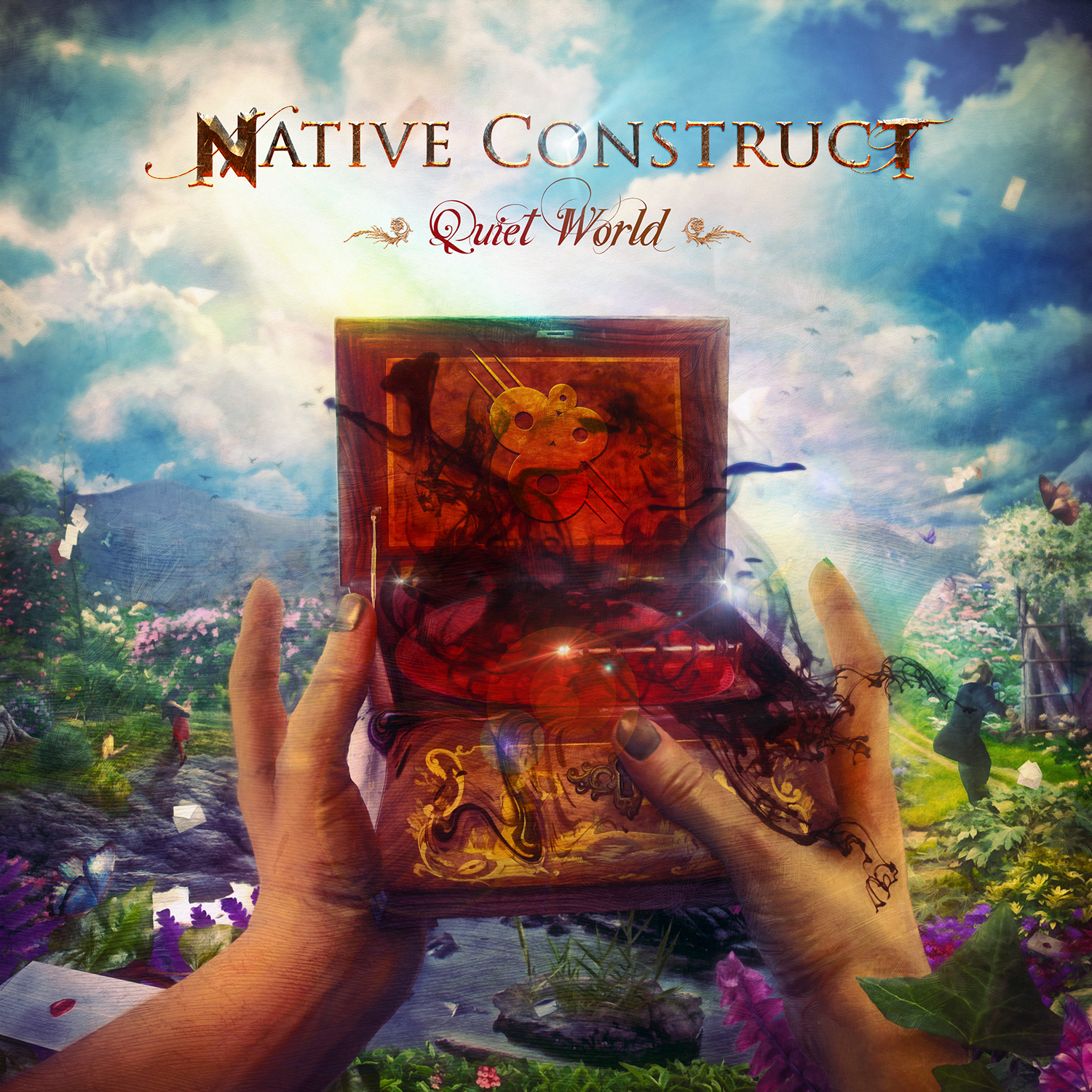 Native Construct – Quiet World CD Review