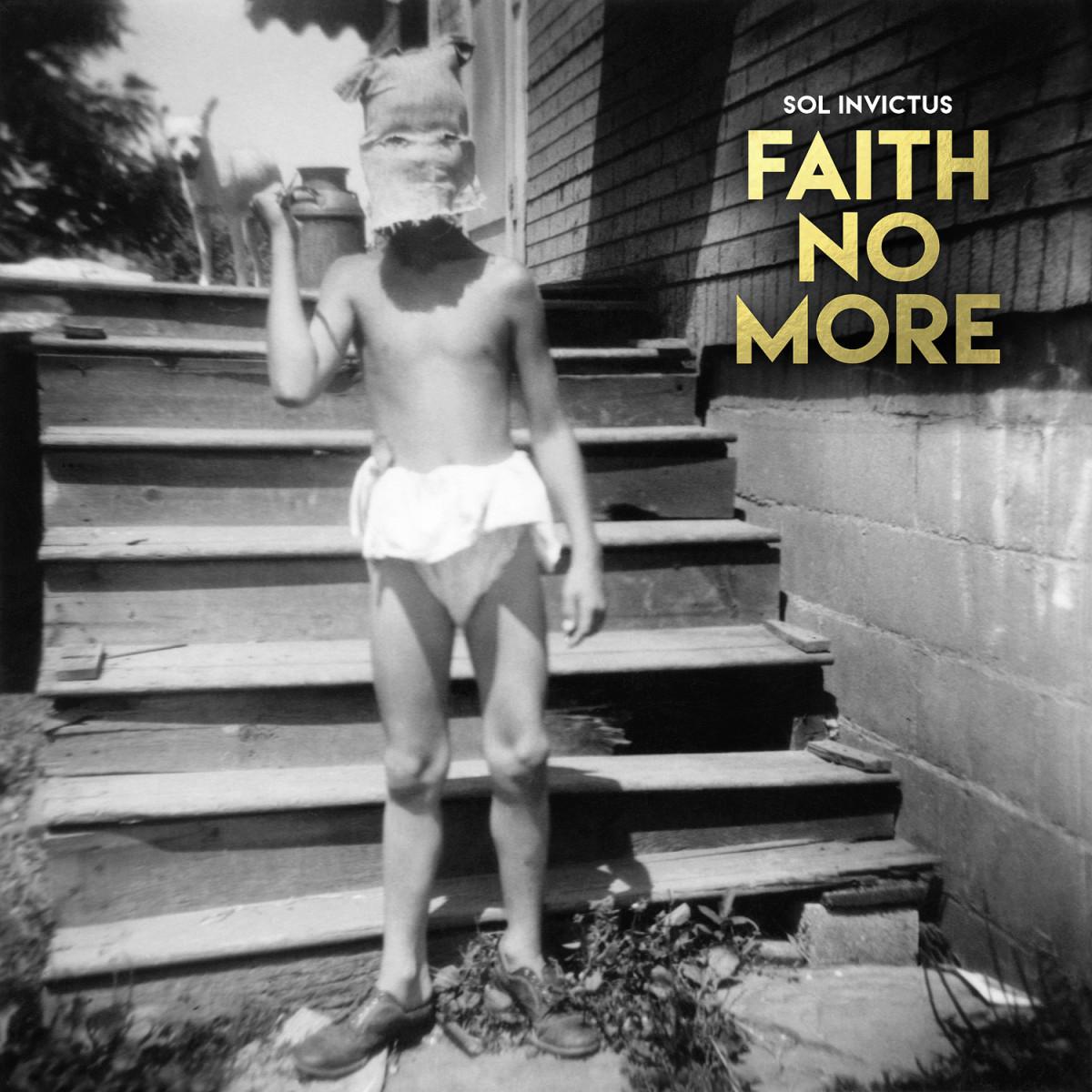 Faith No More – Sol Invictus CD Review