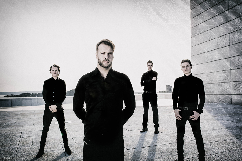 Leprous release clip from upcoming Live DVD