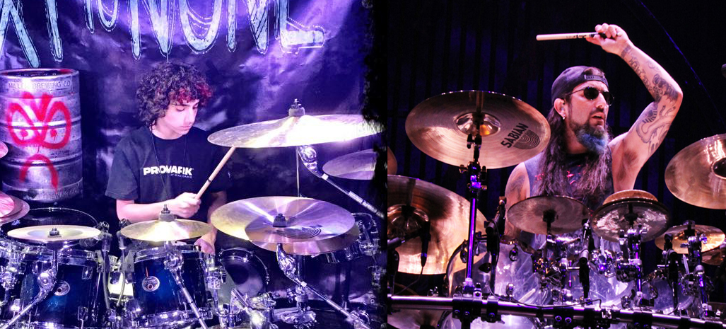 Max and Mike Portnoy Interview
