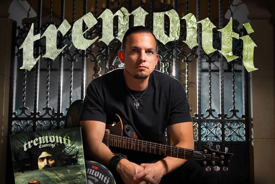 Mark Tremonti Interview (Hard Rock Edition)