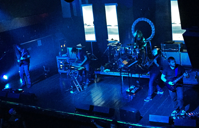 Concert Review: Between the Buried and Me /  Animals as Leaders 7-10-15
