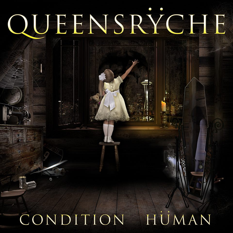 Queensrÿche reveal new album artwork and tracklisting