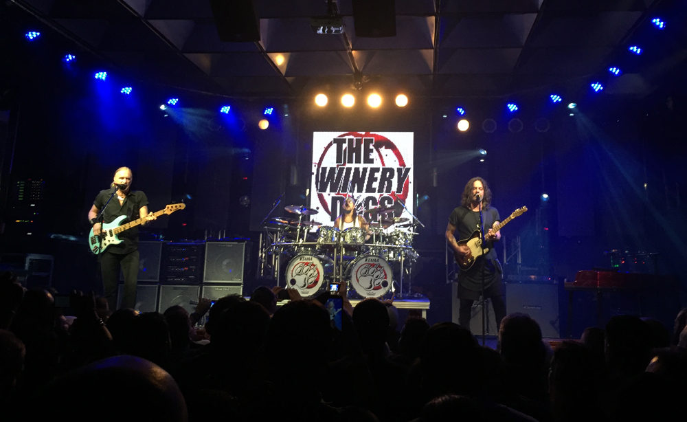 Concert Review: The Winery Dogs in Ft. Lauderdale 10-16-15