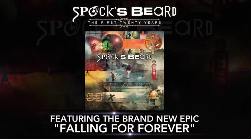 """Spock's Beard preview new track """"Falling For Forever"""" from Best of Collection"""