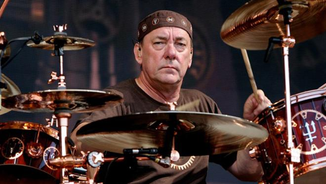"""Rush's Peart a """"retired drummer"""""""