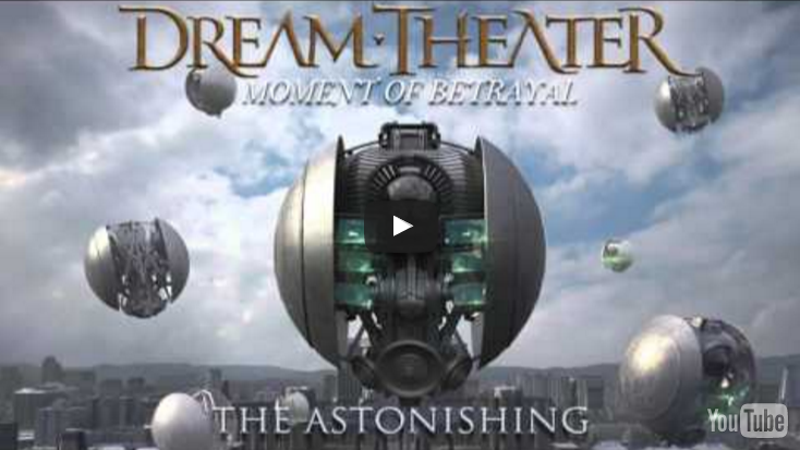 Dream Theater – Moment of Betrayal (Official Audio)