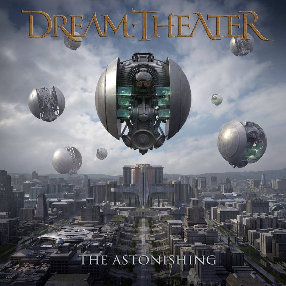 Dream Theater – The Astonishing (Album Review)