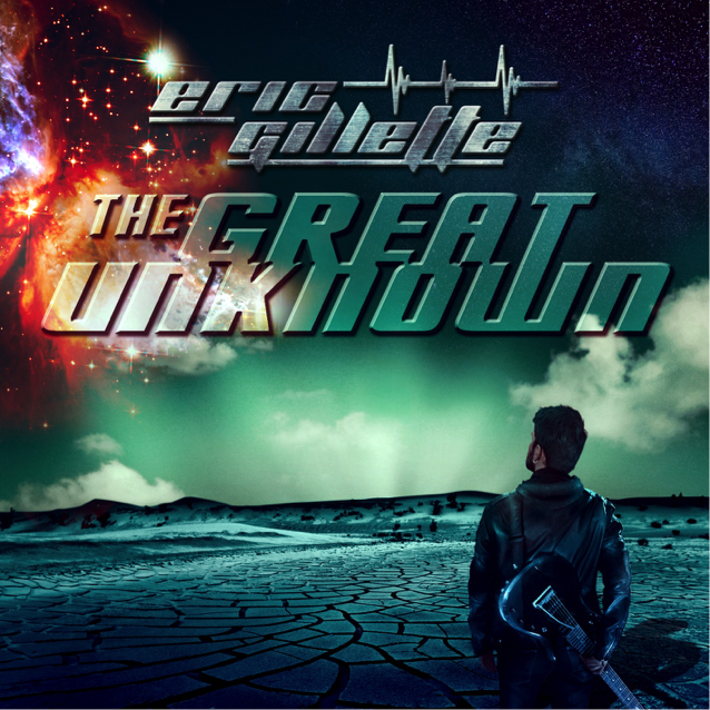 Eric Gillette – The Great Unknown (Album Review)