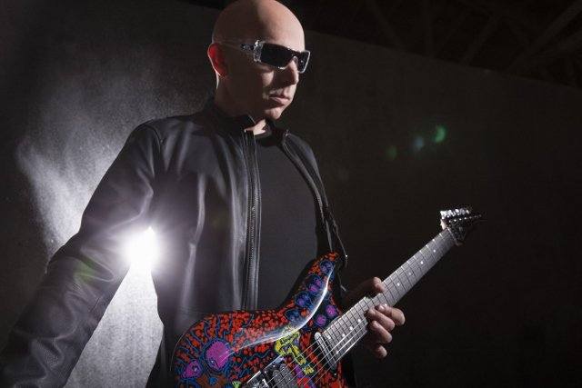 Joe Satriani Interview #2