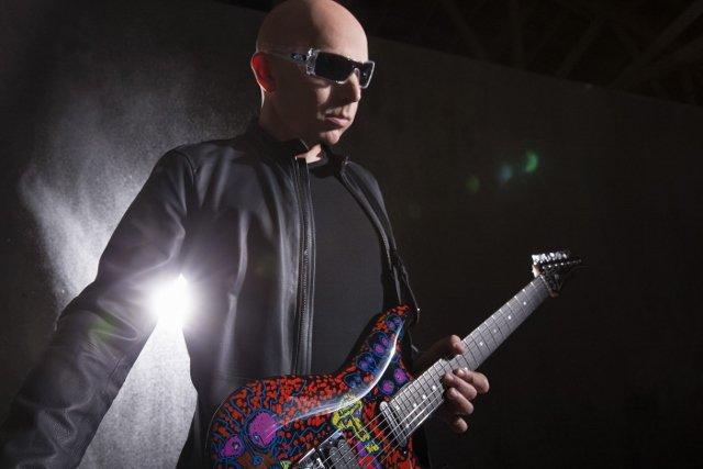 Joe Satriani Interview #2