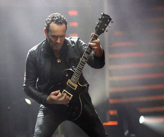 Vivian Campbell (Def Leppard, Last In Line) Interview