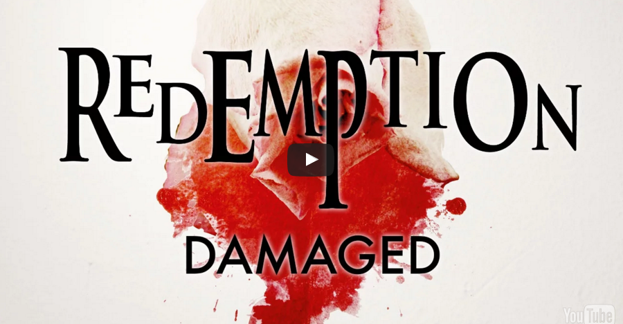"Redemtion – ""Damaged"" feat. Marty Friedman (Lyric Video)"