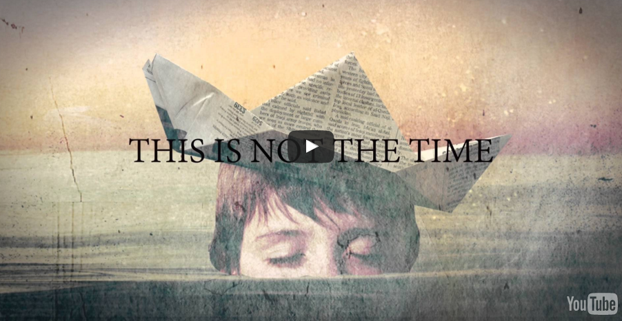 Riverside – Time Travellers (Lyric video)