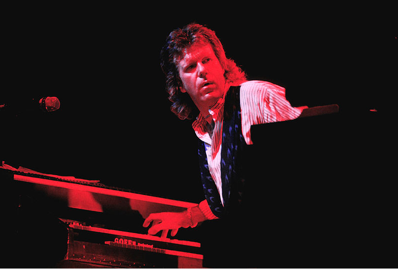 Keith Emerson Band Tour