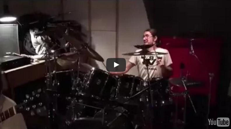 Änglagård share video from recording studio on new album