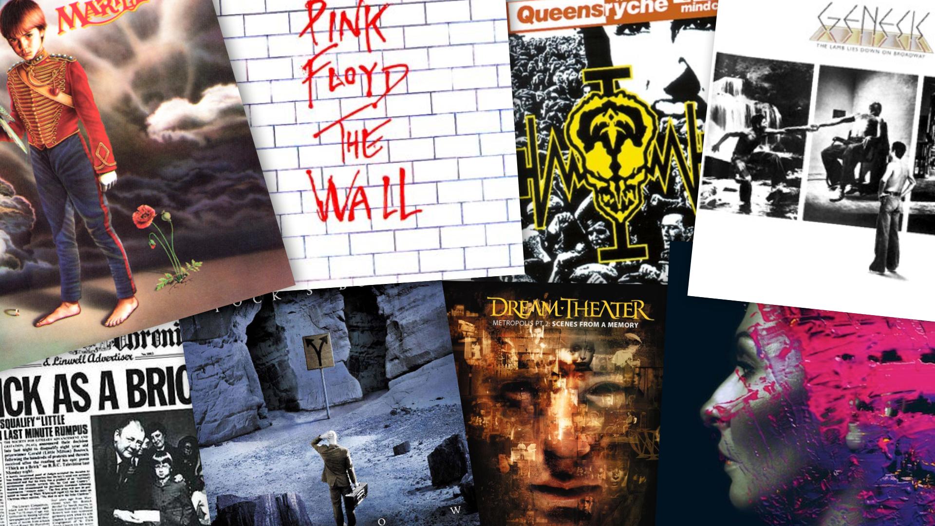 Top 10 Prog Concept Albums
