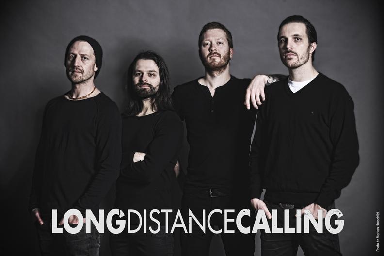 Jan Hoffman (Long Distance Calling) Interview